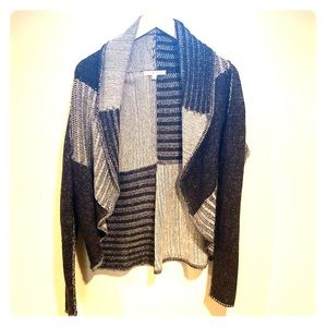 Patchwork Sweater by Cabi
